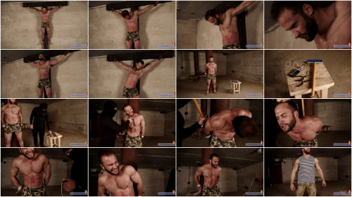 Gay BDSM Training for Commando Stas - Final Part
