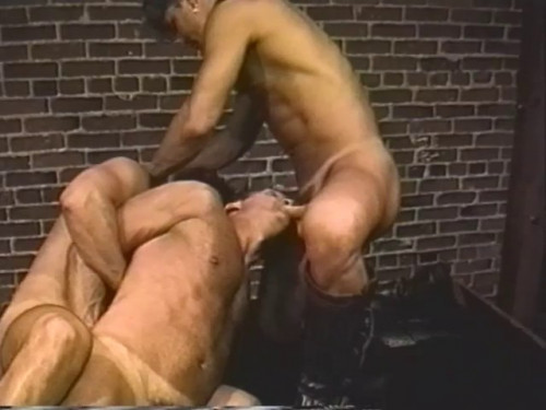 Gay BDSM Ranch Slave Trainee and Duo Bondage Bonus