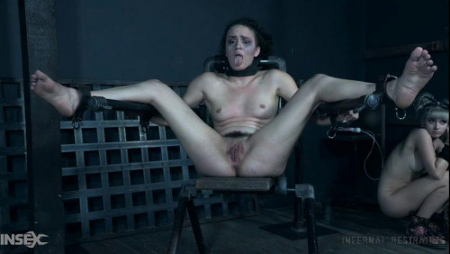 BDSM More Than She Bargained For Part 1 - Extreme, Bondage, Caning