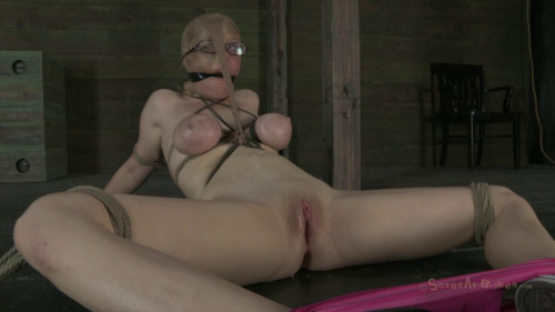 BDSM Pigtails and Panties-rough bdsm porn