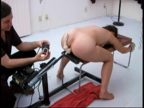BDSM Caning In Suspension