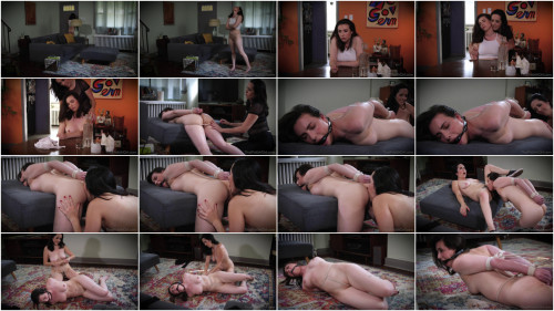 BDSM Eating Her Prey: Casey Calvert