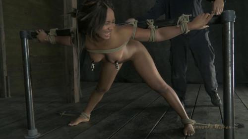 BDSM Bondage-Fucked! - Leilani Leeane and Matt Williams - HD 720p
