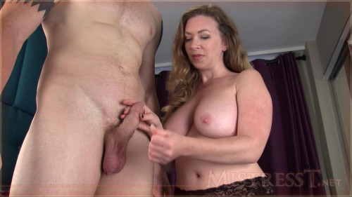 Femdom and Strapon Better Than Cuck Hubby