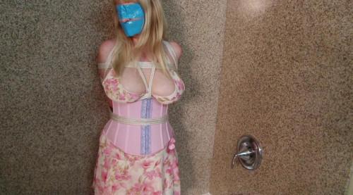 BDSM Bdsm Most Popular Hotel Hostage Drenched in the Shower
