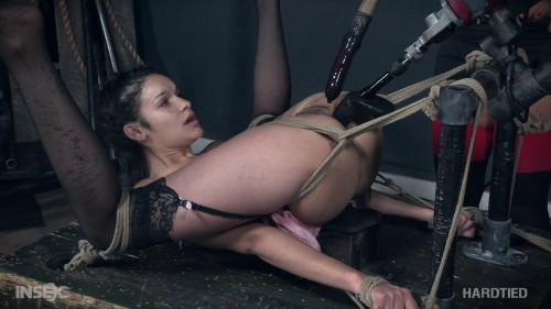 BDSM Eden Sin & London River - Machined