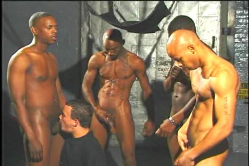 Gay BDSM [Pacific Sun Entertainment] Black ballers vol3 Scene 4