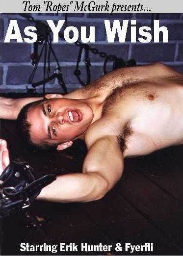 Gay BDSM As You Wish
