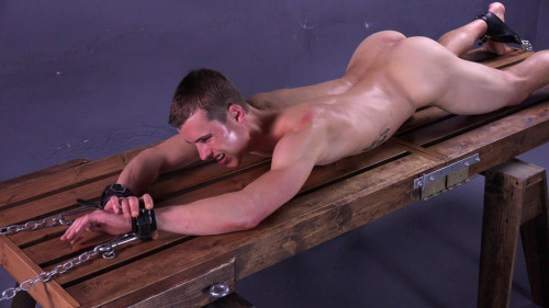Gay BDSM Jared - Just Deserts - Part 3