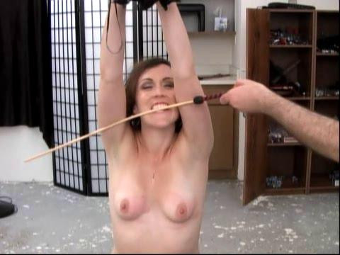 BDSM Caning And For Pain Slut Maddie