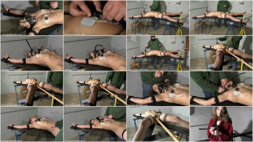 BDSM X-Frame Interrogation - Vol. 2 - Part 2 - Juliette - Full HD 1080p