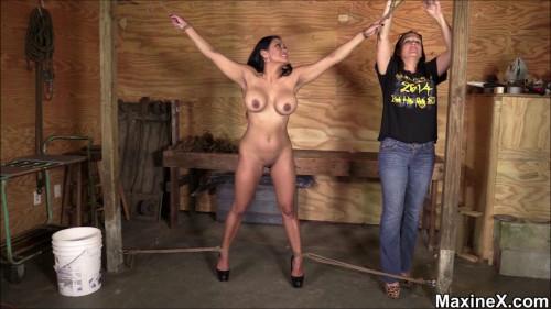 BDSM Interrogated And Tortured - Part 1