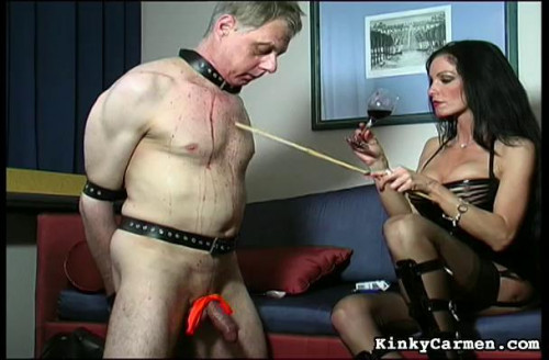Femdom and Strapon Mega Perfect Sweet Nice Sweet New Vip Collection Kinky Carmen. Part 2.