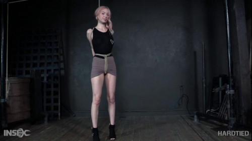 BDSM Bondage Harp - Harper Madi