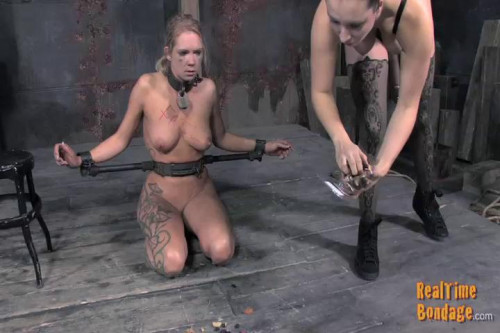 BDSM Realtimebondage Kunt4sale Rain Degrey