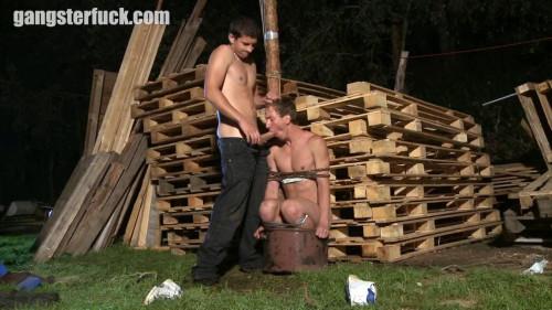 Gay BDSM Marc Antoine