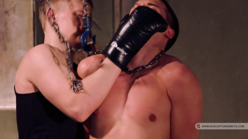 Gay BDSM Military Story II - Part I