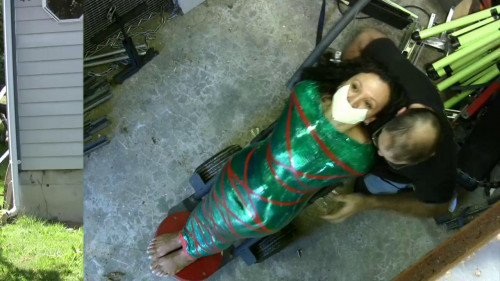 BDSM Callisto Wrapped
