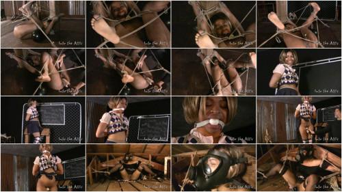 BDSM Goldie 2 part - Extreme, Bondage, Caning