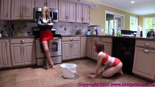 BDSM Chloe and Lizzy Lamb