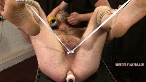 Gay BDSM BreederF - Yuris 2