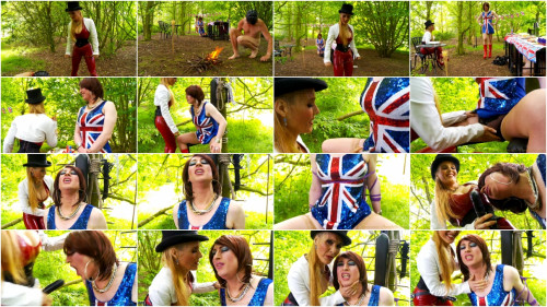 Femdom and Strapon jubilee episode 1