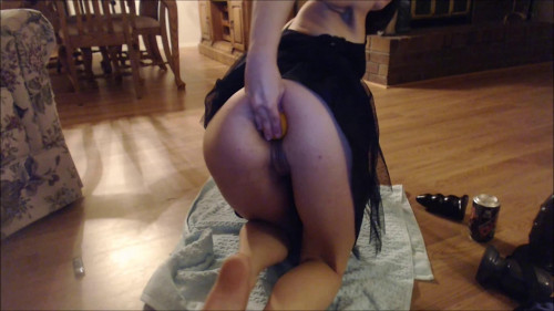 Fisting and Dildo Vixen Moon in Fisting My Loose Holes Till I Squirt