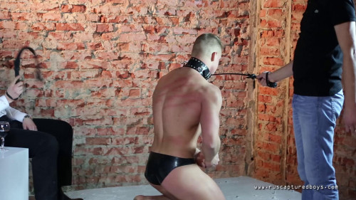 Gay BDSM Slave for Sale - Vasily - Part I