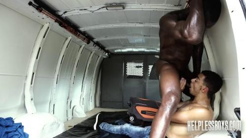 Gay BDSM Lorenzo Ferraz - Broken By