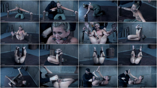 BDSM Locked Down and Lost In An Orgasmic Onslaught