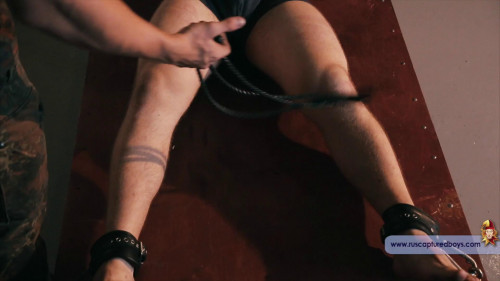 Gay BDSM Car Thieves - Part VII - Vladimir
