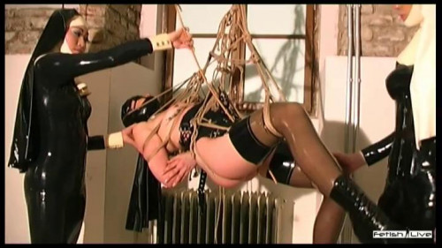 BDSM Latex Expiatation