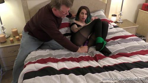 BDSM Sheenarose onlinedategoesbad expbond