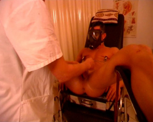 Femdom and Strapon Electrified dick