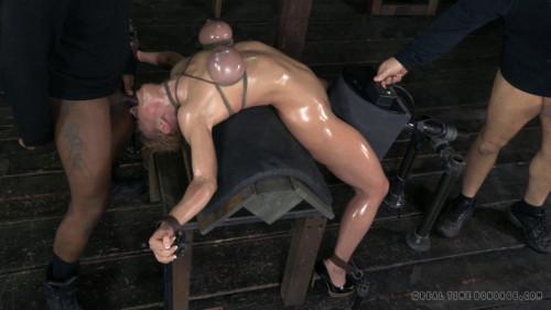 BDSM Destruction of Darling continues