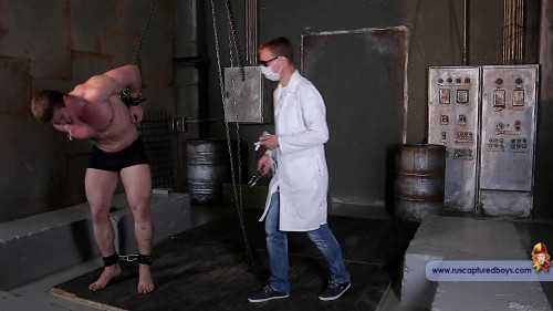 Gay BDSM Car Thieves Part Four Kirill (2016)