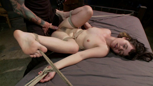bdsm 05-09-2014 - New 19 yr. old gets the full treatment