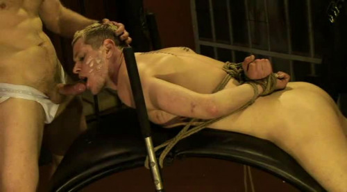 Gay BDSM Bondage Meltdown