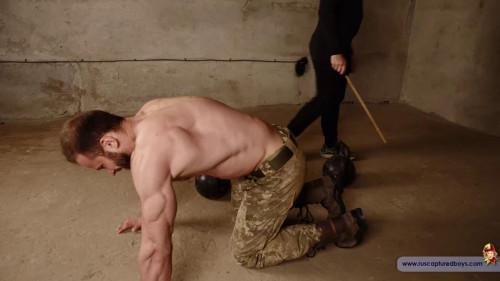 Gay BDSM Training for Commando Stas - Part I