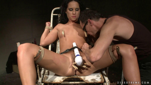 BDSM Humiliation Practice With Petite Bettina Dicapri