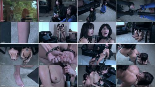 BDSM Alana Cruise and Lexi Foxy