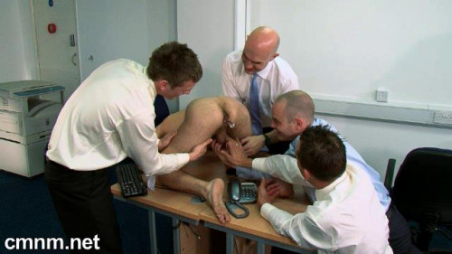 Gay BDSM collection 50 Best Clips CMNM . Part 2.