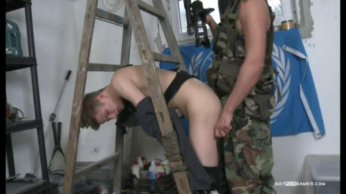 Gay BDSM Tommy Regan
