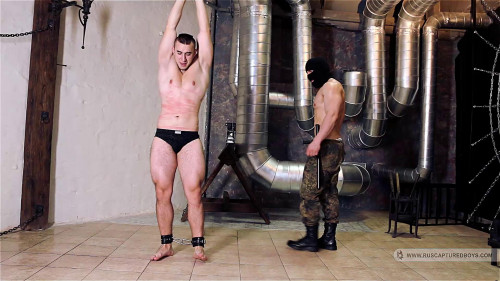 Gay BDSM Captured Plumber Part Two (2016)