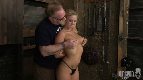 BDSM Bailey Brooke - Classic Beauty Tested by Bondage part 1