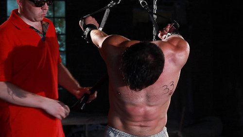 Gay BDSM Ruscapturedboys - Trap for Escaped Captives 2