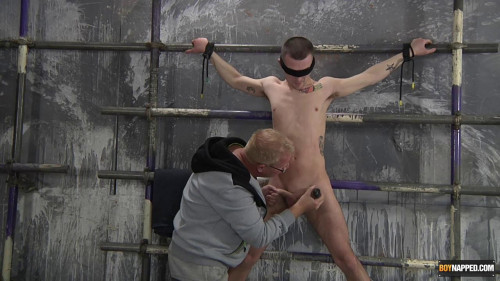 Gay BDSM He Looks Better Shaved Smooth