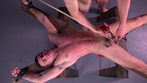 Gay BDSM Ian Greene - Sx Slve Training part 4