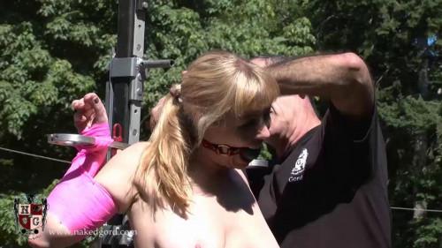 BDSM Squat Fucked