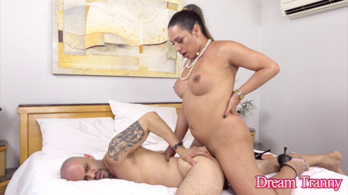This Happens When You Fuck with A Shemale - Geovanna Portylla & Tomy Lee